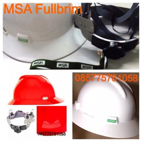 Helm Safety MSA USA Original | Fullbrim