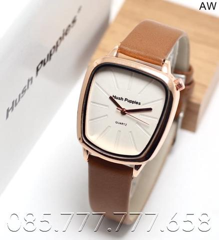 JAM TANGAN HUSH PUPPIES KULIT 3305