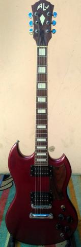 FOR SALE : Electric Guitar ALV Model SG