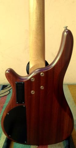 Electric Bass J & D Brothers { Active ]