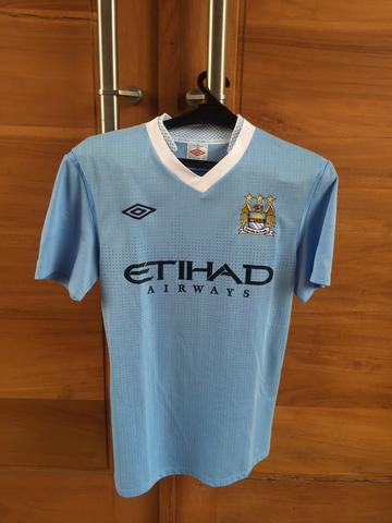 the latest 8e3c9 d7a51 TERJUAL [Jual Murah] Jersey Manchester City Home 2011 2012 ORIGINAL [size M]