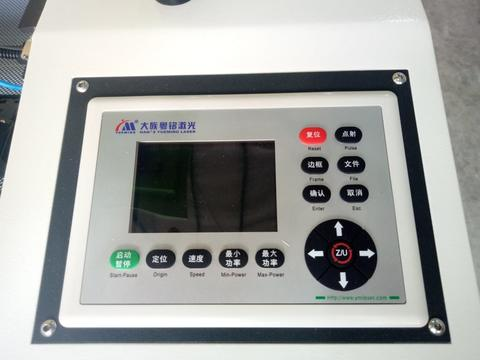 Mesin Laser CMA 1610 T Double Head & Table Honeycomb - YUEMING Laser