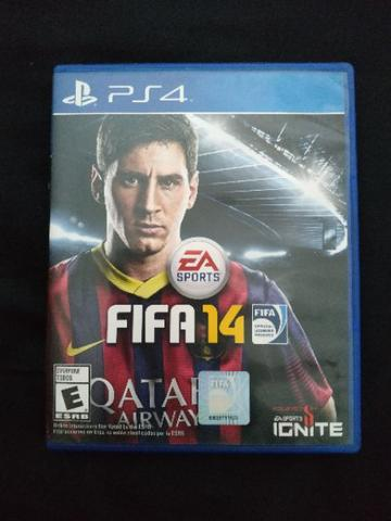 PS4 FIFA14 FIFA 14 second mulus like new