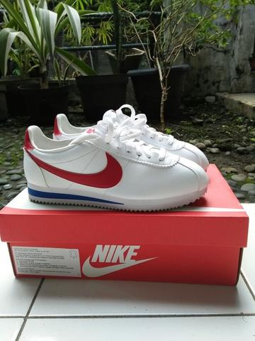 sports shoes 123b0 b5795 Nike Classic Cortez Leather Forest Gump