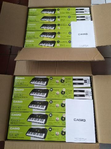 keyboard casio sa-47 free adaptor & sarung keyboard..new