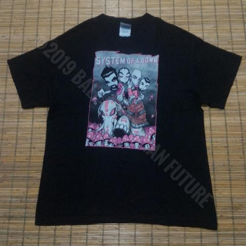 T-shirt Band System Of A Down - Elephant