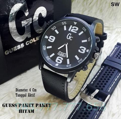 JAM TANGAN GC PAKET SEMI SUPER