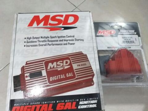 Jual sepaket Modul ignition mas digital + coil mas blaster ss