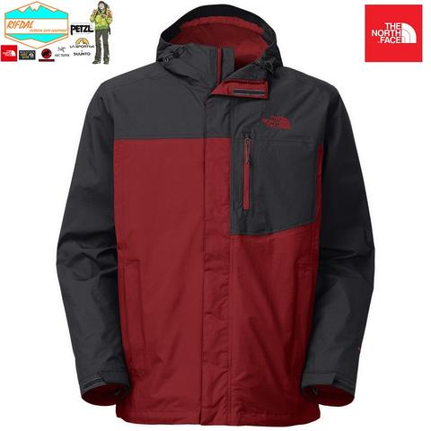 TNF THE NORTH FACE MENS ATLAS TRICLIMATE OUTER SIZE M DAN L MENS ORIGINAL RED