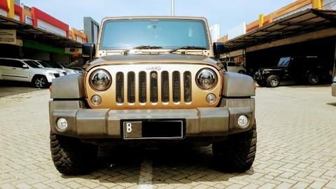 Jeep Rubicon 2015 4D Modif Electric Footstep, Etc