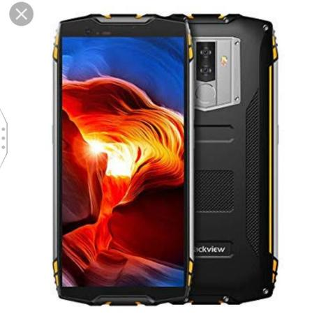 Blackview BV6800 PRO 4GB-64GB Outdoor rugged smartphone