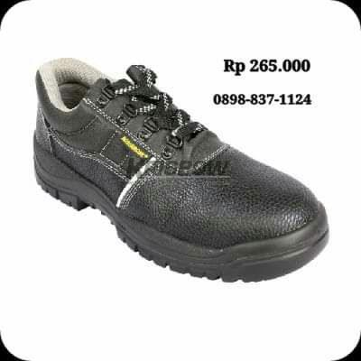Sepatu Safety Shoes Arrow 4IN Uk.38 - 44 Krisbow 10111764-70