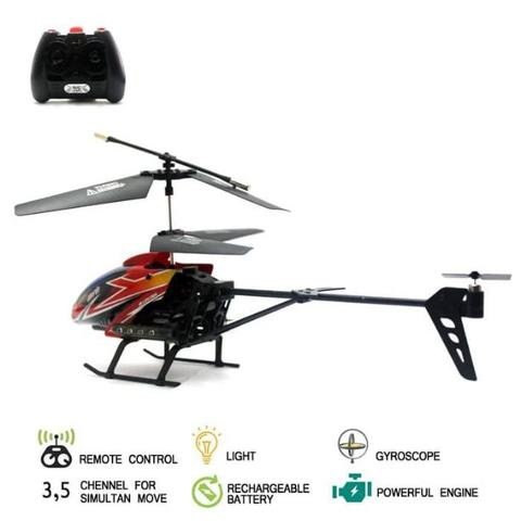 Helicopter Remote Control 3.5 Channel Infra Red