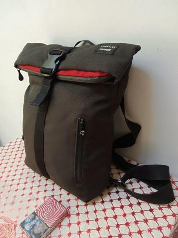 Crumpler The Cut Of Horror iPad Backpack Gun Metal
