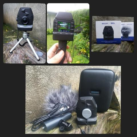 ZOOM Q2N Camera for musician