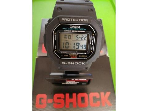 Casio DW-5600-E New Original