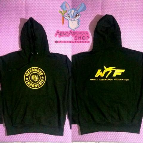 Jaket World Taekwondo Federation