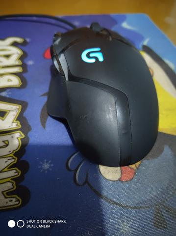 Jual Mouse Gaming Logitech Hyperion Fury G402 Second