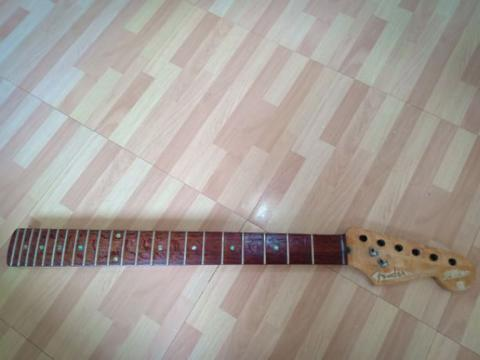 Guitar Neck Replacement Stratocaster