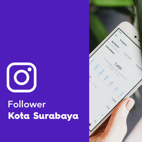 Follower Instagram Surabaya Kota