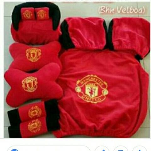 bantal mobil 3 in one