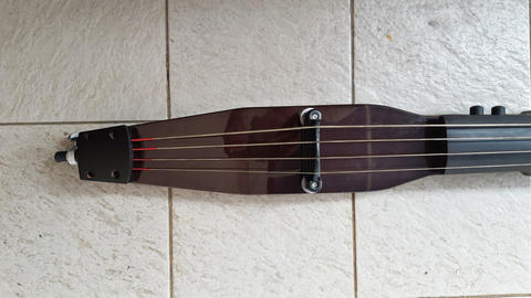 Stagg EDB 3/4 Electric Double Bass - Kontra Bass Elektrik not Fender