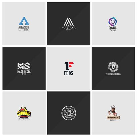 Jasa Desain Logo & Stationery [Quality-Focused] INDIELOGY PICTURES