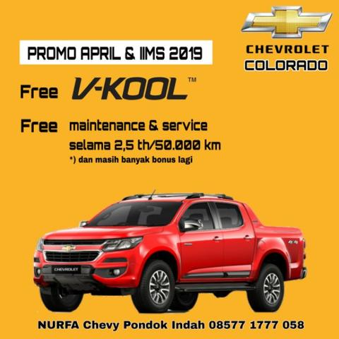 High Country Chevy >> Terjual Chevrolet Colorado High Country
