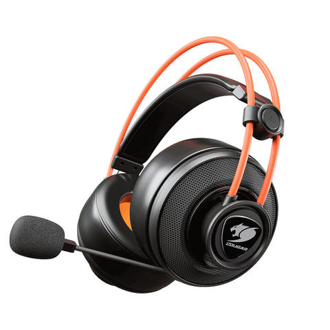 [JoJo CompTech] COUGAR IMMERSA Ti Impressive Stereo Sound Gaming Headset
