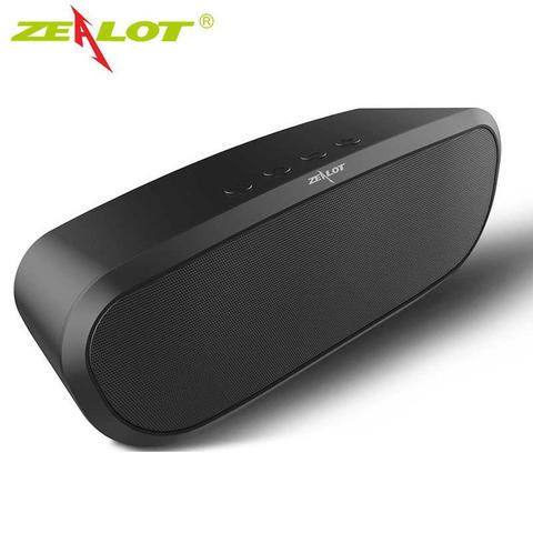 Speaker Bluetooth ZEALOT 4.0 Dual Channel Stereo - S9