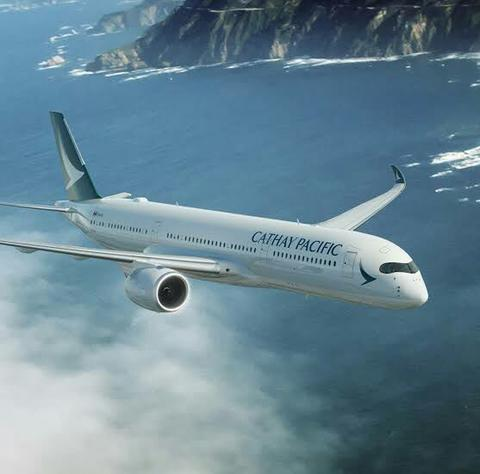 PROMO CATHAY PACIFIC