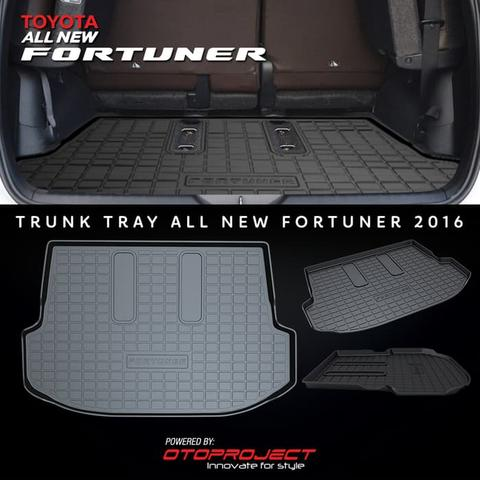 TRUNK TRAY ALL NEW FORTUNER