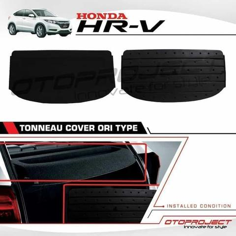Cover Rak Bagasi Trunk Tray Cover Rak Bagasi Trunk Tray HRV
