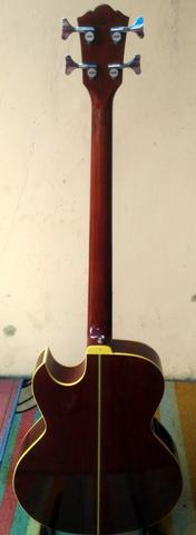 Bass Acoustic/Electric Washburn