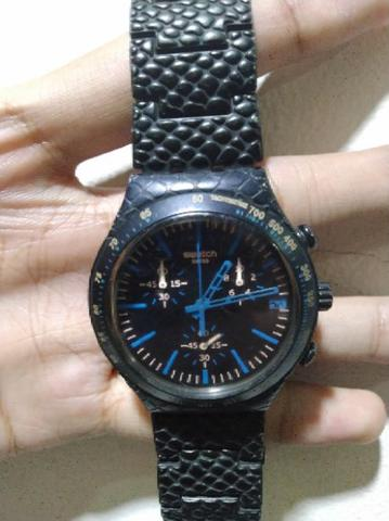 JAM TANGAN SWATCH ORIGINAL IRONY
