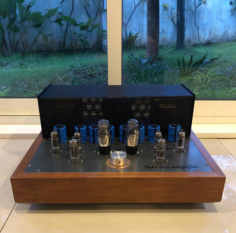 TUBE 30 DHT PREAMP