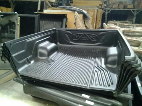 Bedliner Toyota Hilux Double Cabin