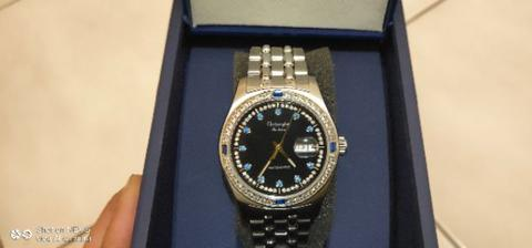 Christophe Arden Paris Automatic rare item 100% baru 100% original