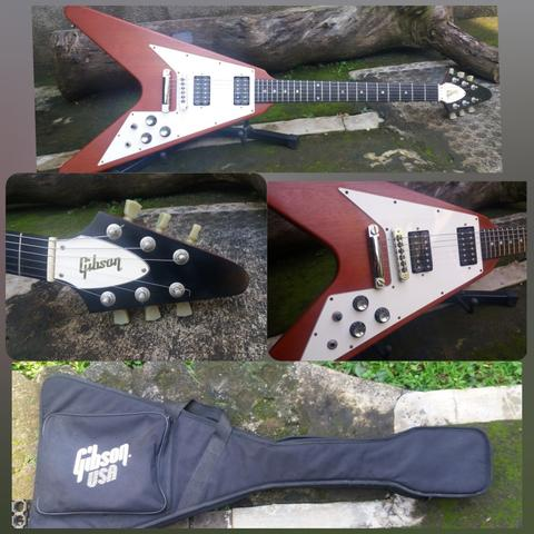 Gibson USA Flying V