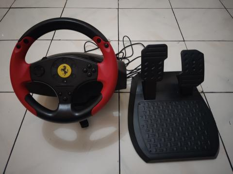 Jual Thrustmaster Ferrari Racing Wheel Red Legend Edition