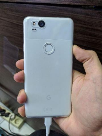 Google Pixel 2 Cleary White 99% Mulus