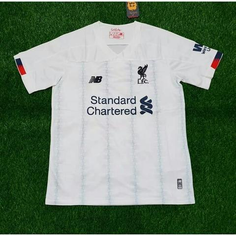 Jersey Bola Liverpool Away 2019-2020