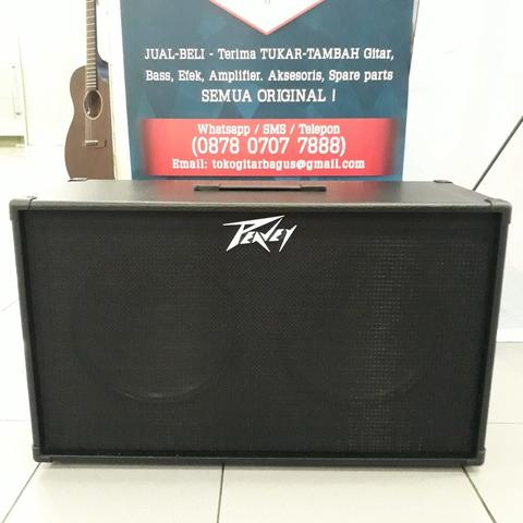Peavey 212 Extension Cabinet, 2x12 inch Guitar Cabinet