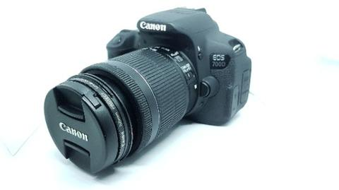 Canon 700D kit 18-55mm IS STM, Mint like new