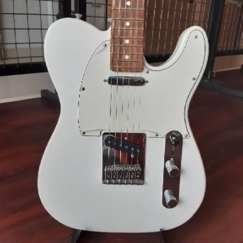 FENDER Mexico Player Series - Telecaster Polar White 😃