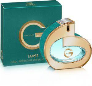 Emper G Pour Femme for Women Edp 85 ml.