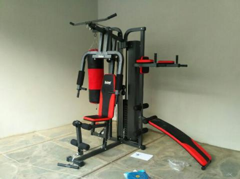 Home Gym 3 sisi totalfit TL 077 / Buat gym rumahan