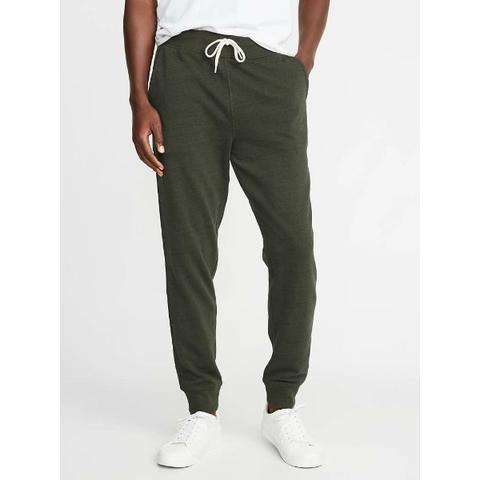 Old Navy Tapered Drawstring Joggers Olive