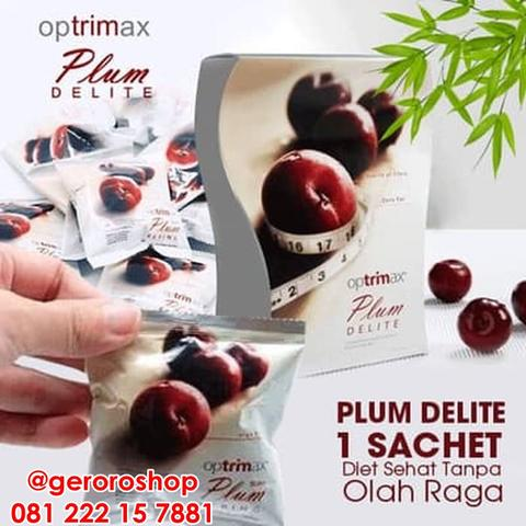 Optrimax Plum Delite Package 1