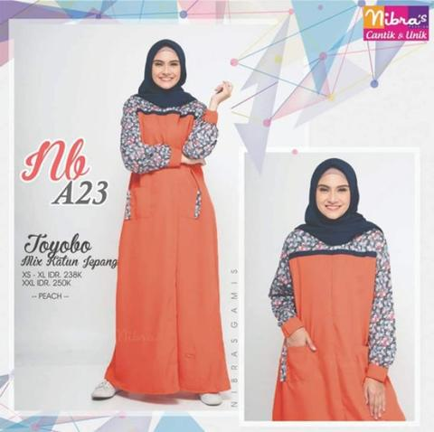 GAMIS NIBRAS NB A23 New Arrival